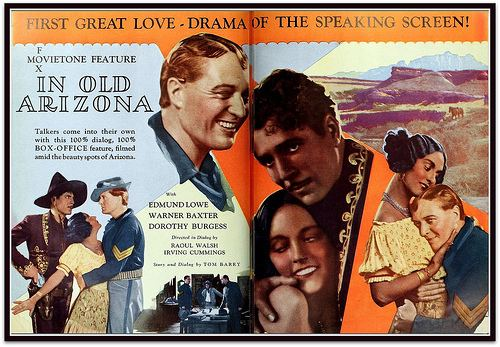 In Old Arizona In Old Arizona 1928
