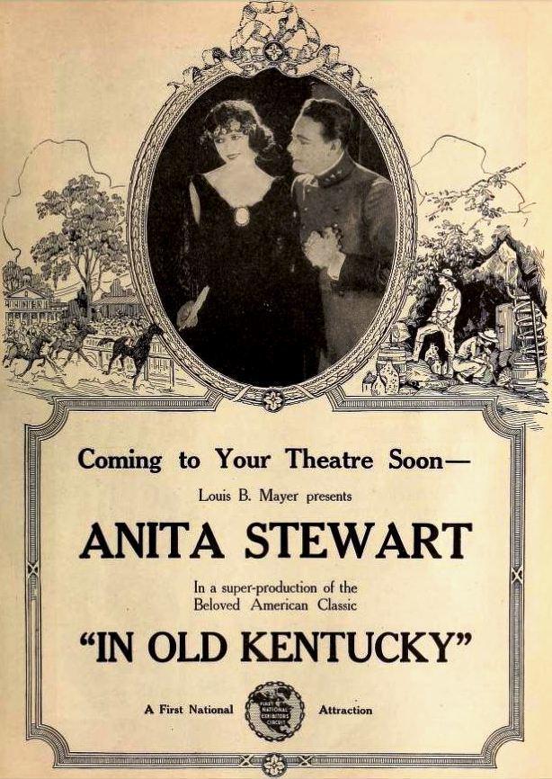 In Old Kentucky (1909 film) In Old Kentucky film 1919 Wikiwand