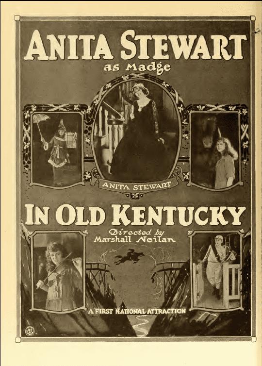 In Old Kentucky (1919 film) In Old Kentucky 1919 film Wikipedia
