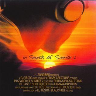 In Search of Sunrise (series) In Search of Sunrise 2 Wikipedia