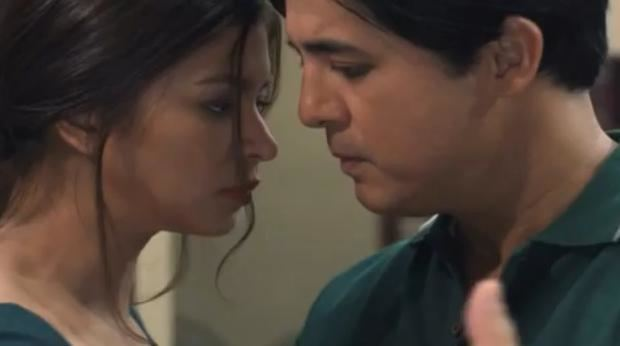 In the Name of Love (2011 film) movie scenes Angel Locsin and Aga Muhlach in a scene on their hit movie In the Name of Love