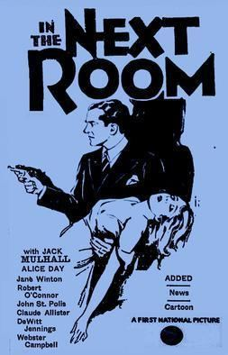 In the Next Room movie poster
