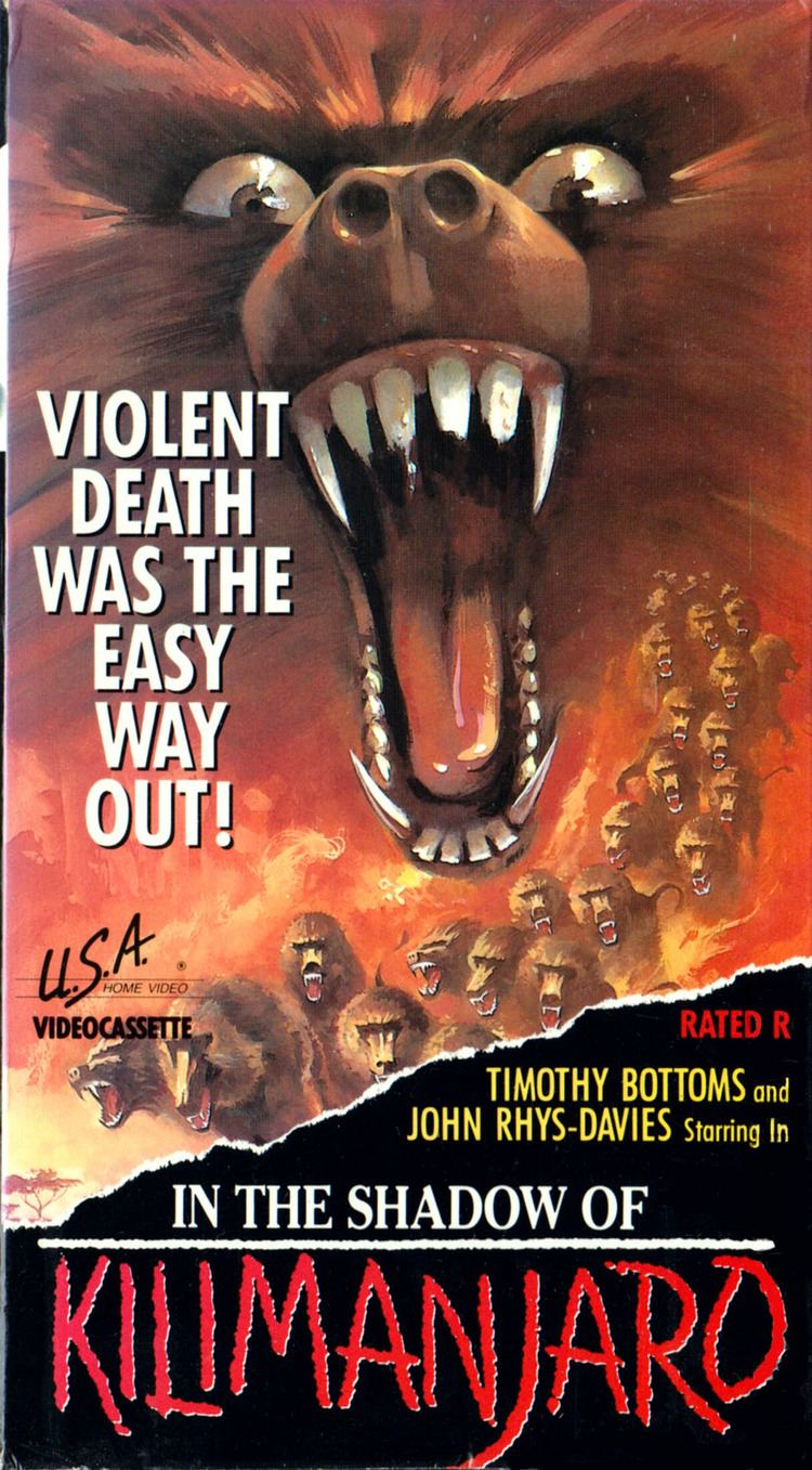 In the Shadow of Kilimanjaro In the Shadow of Kilimanjaro 1986 Black Horror Movies