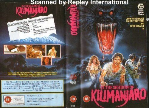 In the Shadow of Kilimanjaro In the Shadow of Kilimanjaro Video TapePAL 1986 Amazoncouk Video