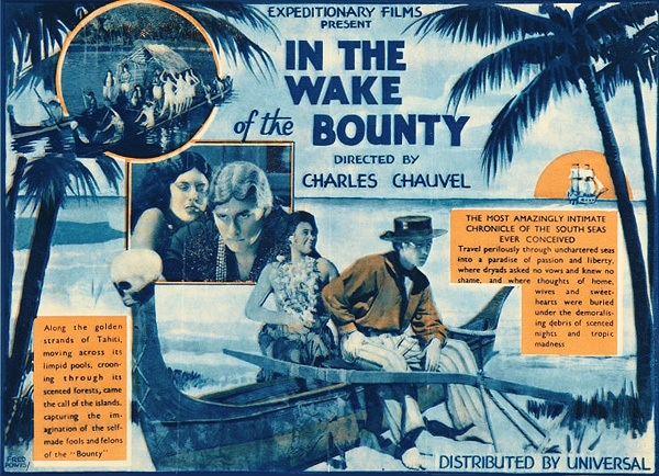 In the Wake of the Bounty In the Wake of the Bounty Alchetron the free social encyclopedia