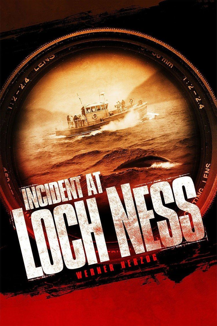 Incident at Loch Ness wwwgstaticcomtvthumbmovieposters85347p85347