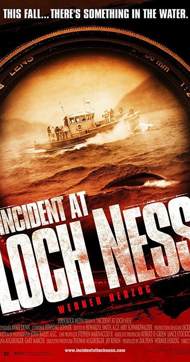 Incident at Loch Ness Incident at Loch Ness 2004 IMDb