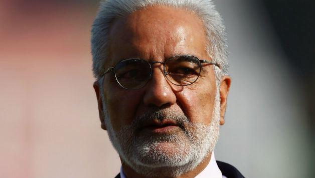 Inderjit Singh Bindra Inderjit Singh Bindra elected as Punjab Cricket Association Chairman