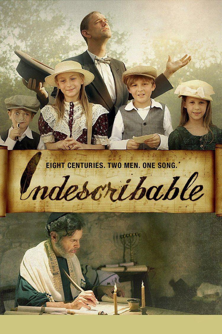 Indescribable (film) wwwgstaticcomtvthumbmovieposters10086139p10