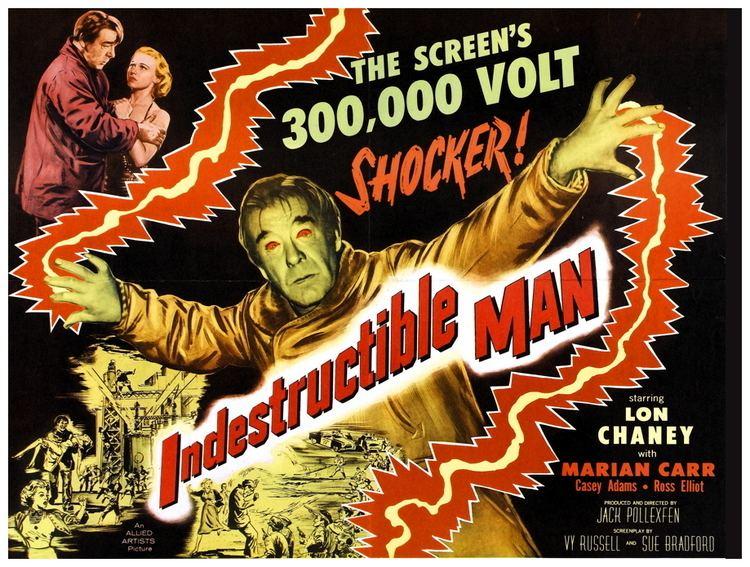 Indestructible Man Film Review The Indestructible Man 1956 HNN