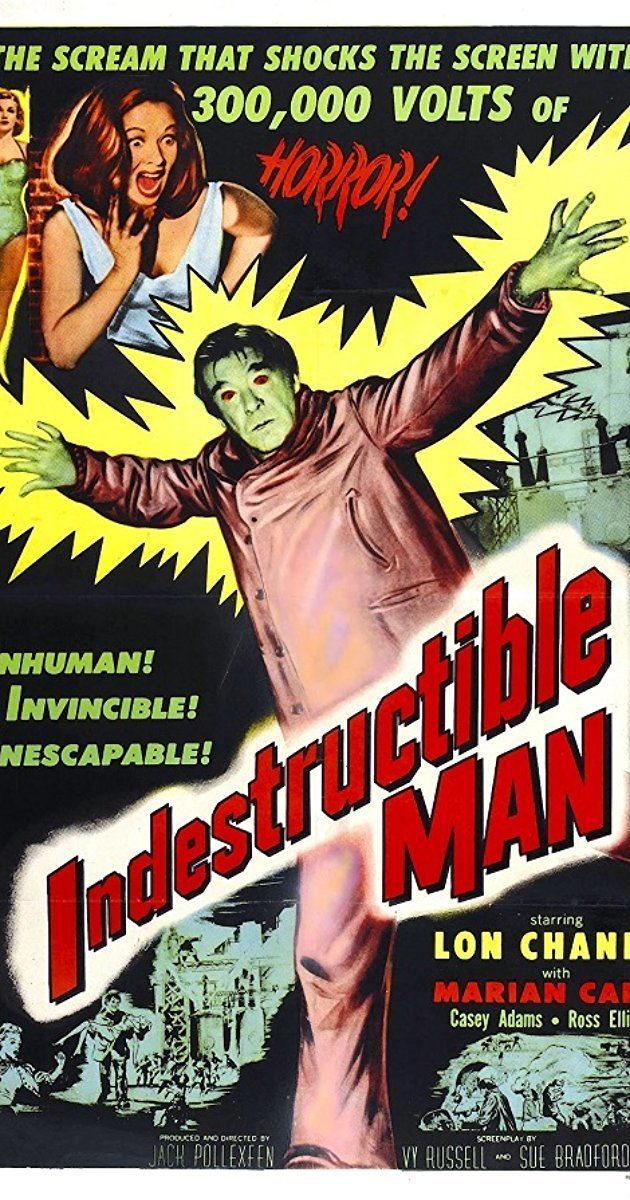Indestructible Man Indestructible Man 1956 IMDb