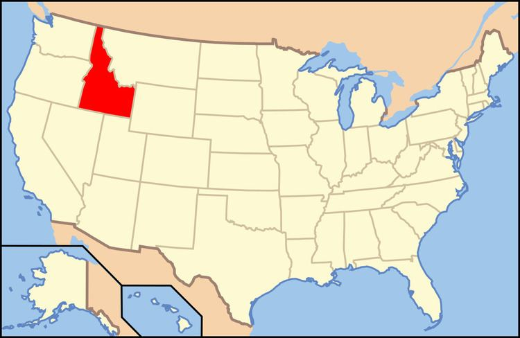 Index of Idaho-related articles