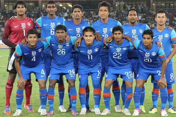 newest fdd75 ce0f0 India national football team - Alchetron, the free social ...