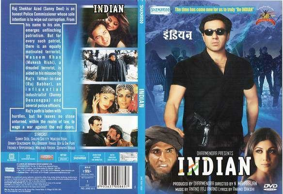 Indian 2001 720p Upscaled DVD Rip x264 2 Music Videos
