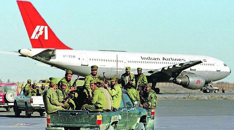 Indian Airlines Flight 814 IC814 hijack suspect is peacemaker between Afghan govt Taliban
