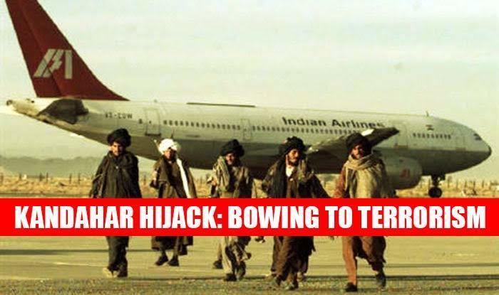 Indian Airlines Flight 814 Kandahar Hijack Revisit the story of five terrorists bringing India