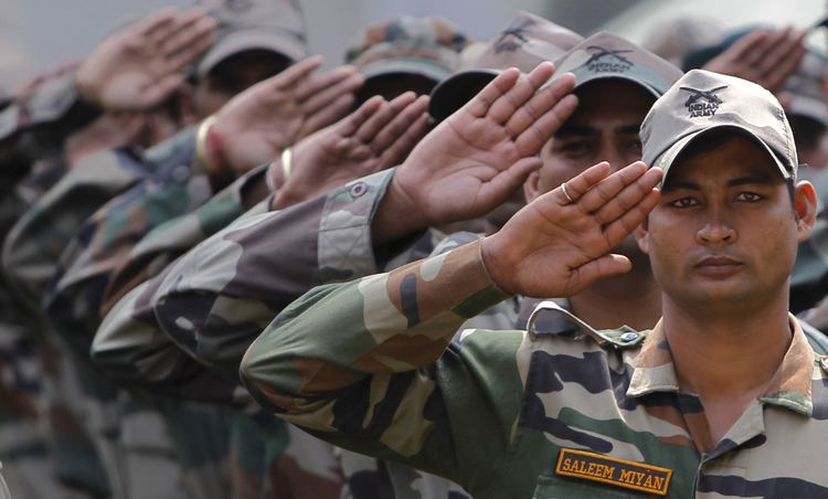 Indian Army Kolkata Set an Example Supports amp Walks for Indian Armed Force