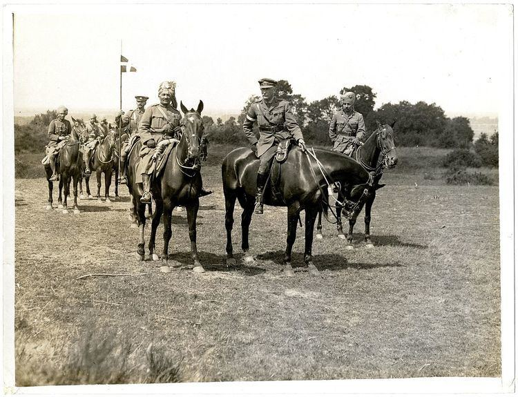 Indian Cavalry Corps