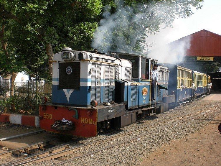 Indian locomotive class NDM-1