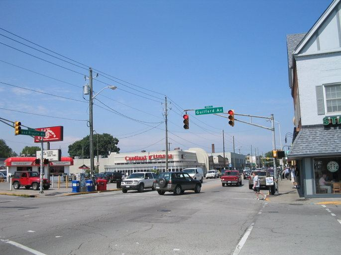 Indianapolis Cultural Districts