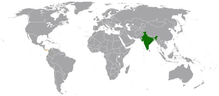 India–Panama relations
