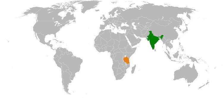 India–Tanzania relations