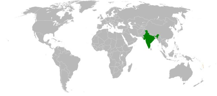 India–Vanuatu relations
