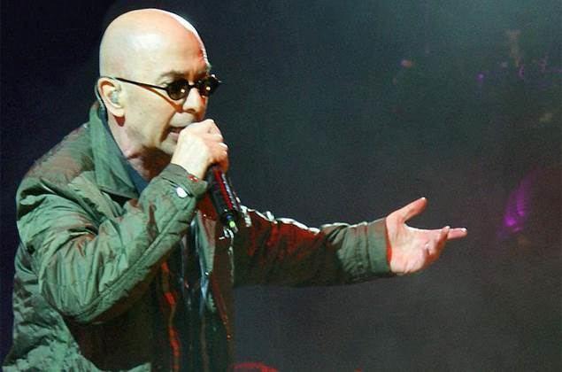 Indio Solari El Indio despidi a Cerati Noticias Rolling Stone