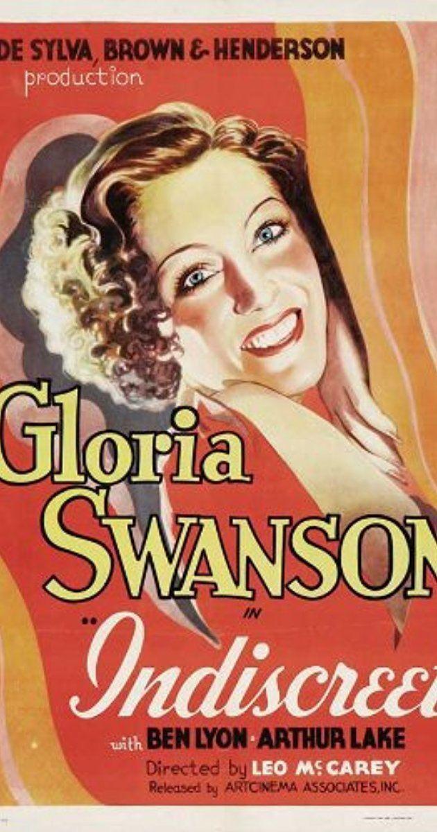 Indiscreet (1931 film) Indiscreet 1931 IMDb