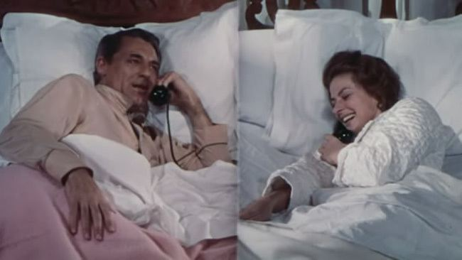 Indiscreet (1958 film) Overlooked Gem Indiscreet 1958 Pretty Clever Films
