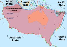 Indo-Australian Plate Australian Plate Wikipedia