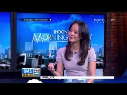 Indonesia Morning Show Tara Arts Movie Indonesia Morning Show NET YouTube