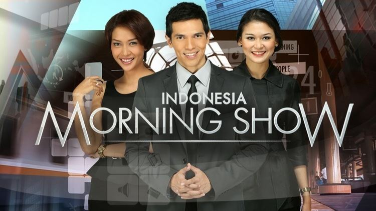 Indonesia Morning Show Indonesia Morning Show Wikipedia bahasa Indonesia ensiklopedia bebas