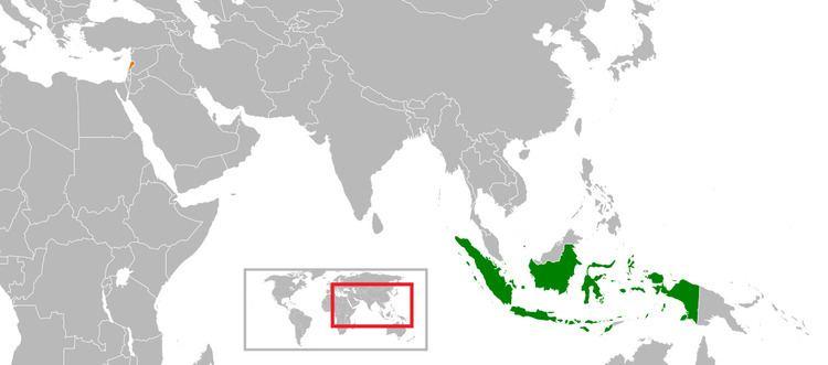 Indonesia–Lebanon relations
