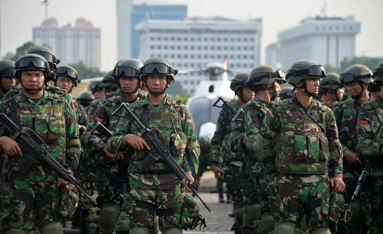 Indonesian National Armed Forc...