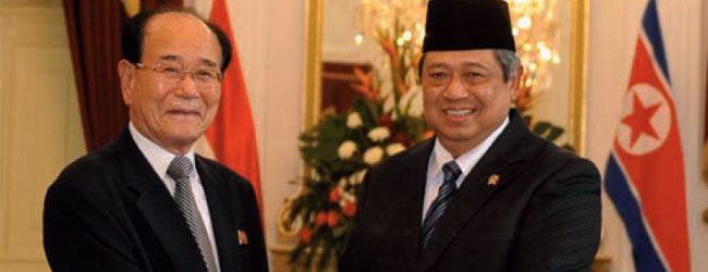 Indonesia–North Korea relations wwwthepresidentpostcomwpcontentuploads20120