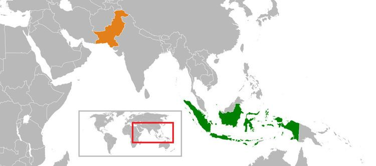 Indonesia–Pakistan relations