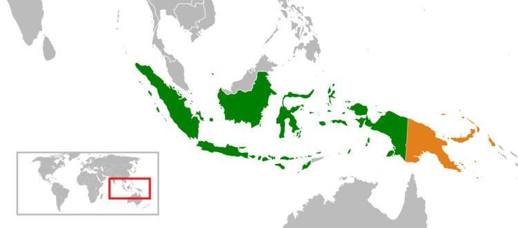 Indonesia–Papua New Guinea relations