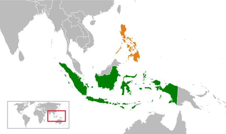 Indonesia–Philippines relations