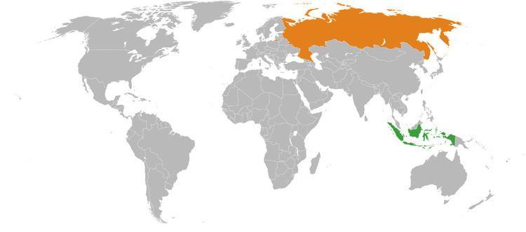 Indonesia–Russia relations