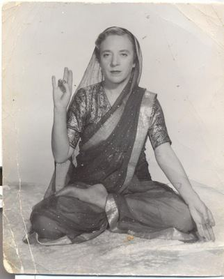 Indra Devi The one who put the world on head Wild Yogi
