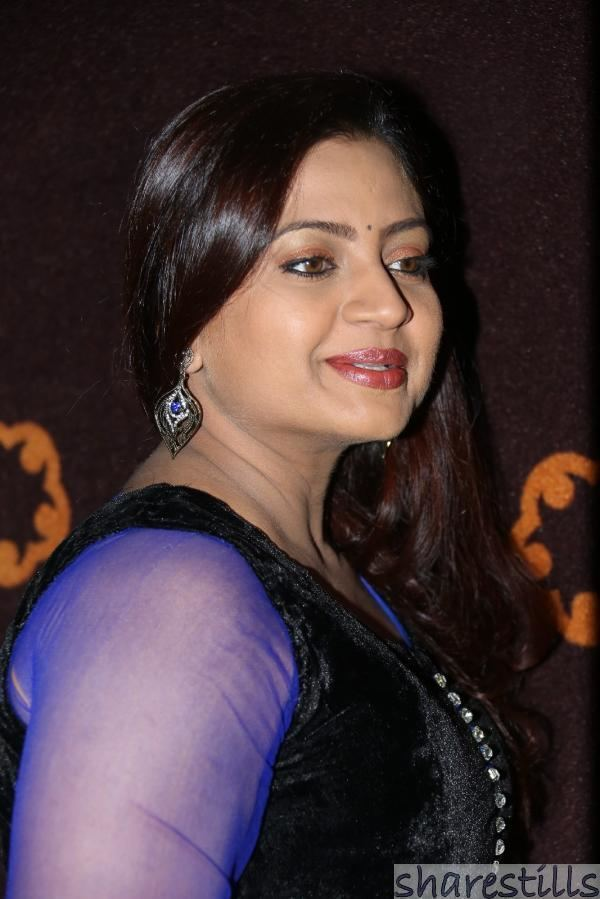 Indraja (actress) Indraja Stills at Dikkulu Choodaku Ramayya Audio Launch