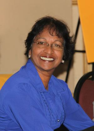 Indranie Chandarpal INDRANIE CHANDARPAL A woman who passionately believes in equality