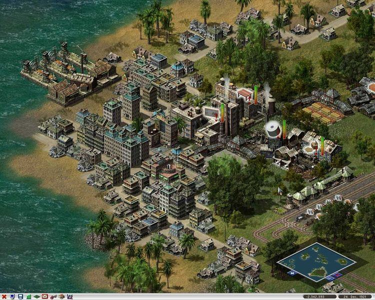 Industry Giant II Industry Giant 2 Download Free Full Game