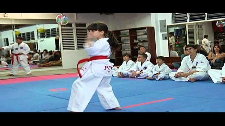 Ineabelle Díaz Ineabelle Daz quot Taekwondo Academy quot YouTube