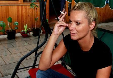 Inela Nogić La perspectiva del ocio La verdadera historia de Miss Sarajevo
