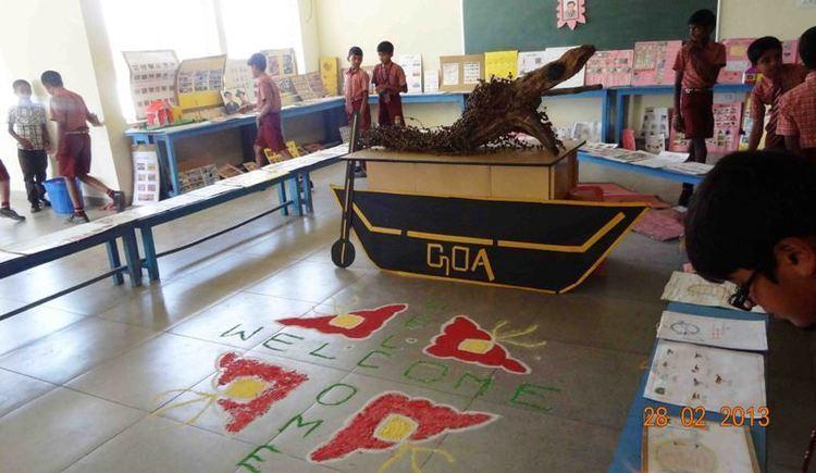 Infant Jesus' School, Patna City INFANT JESUS SCHOOL