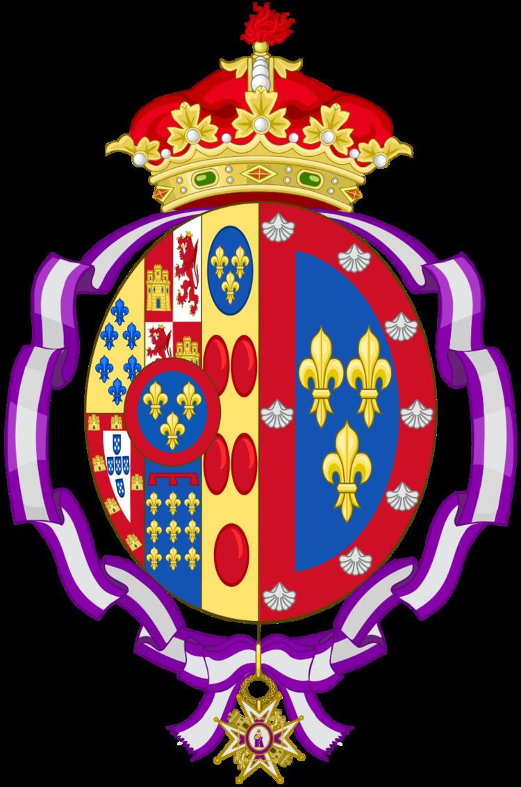Infanta Alicia, Duchess of Calabria