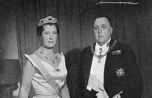 Infanta Alicia, Duchess of Calabria BREAKING Infanta Alicia Dowager Duchess of Calabria Aunt of King