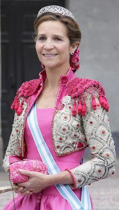 Infanta Elena, Duchess of Lugo httpssmediacacheak0pinimgcom236xb3af4a
